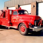 1950 GMC Water Truck