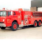 1975 Ford Fire Engine