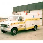 1978 Ford Ambulance