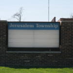School Sign Board