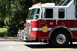 Fire Department Engine