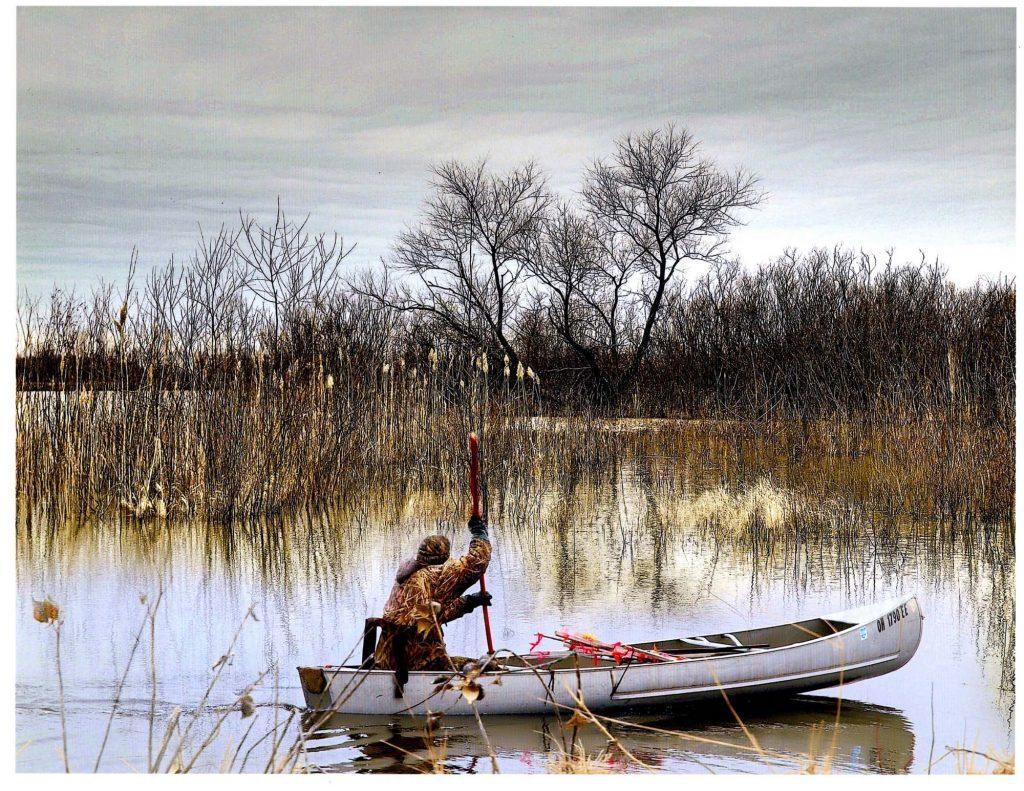 Marsh Canoe
