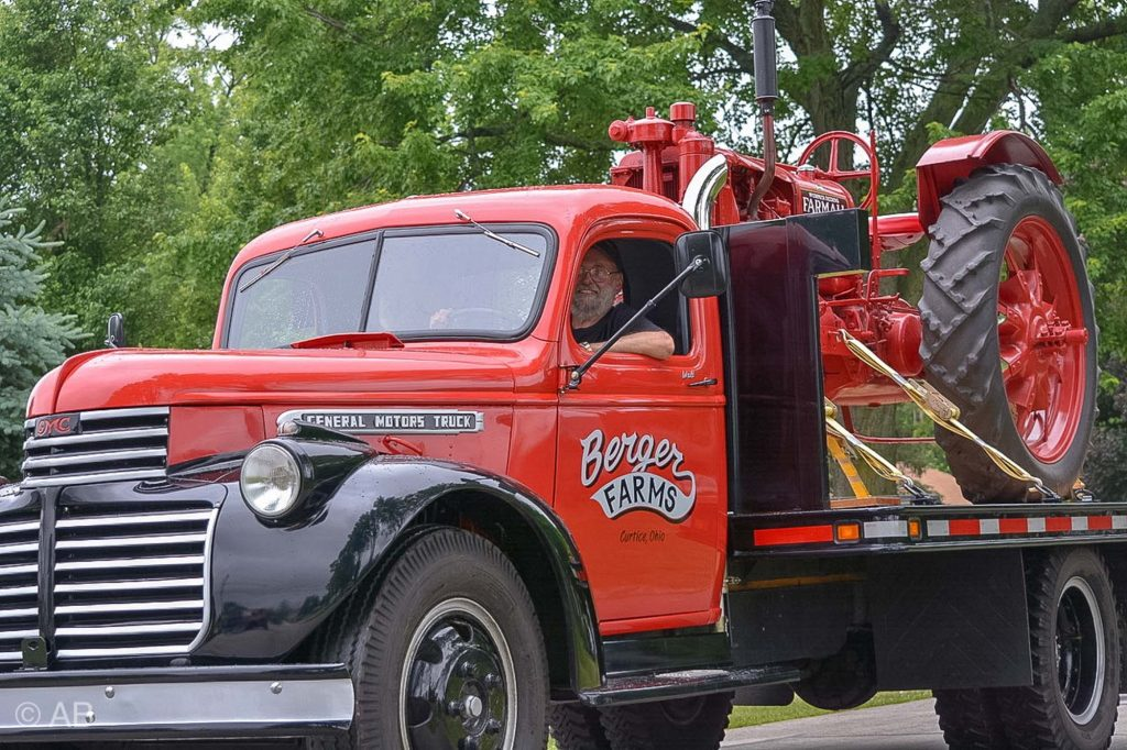 Parade Curtice Kidz Day 2018 Truck
