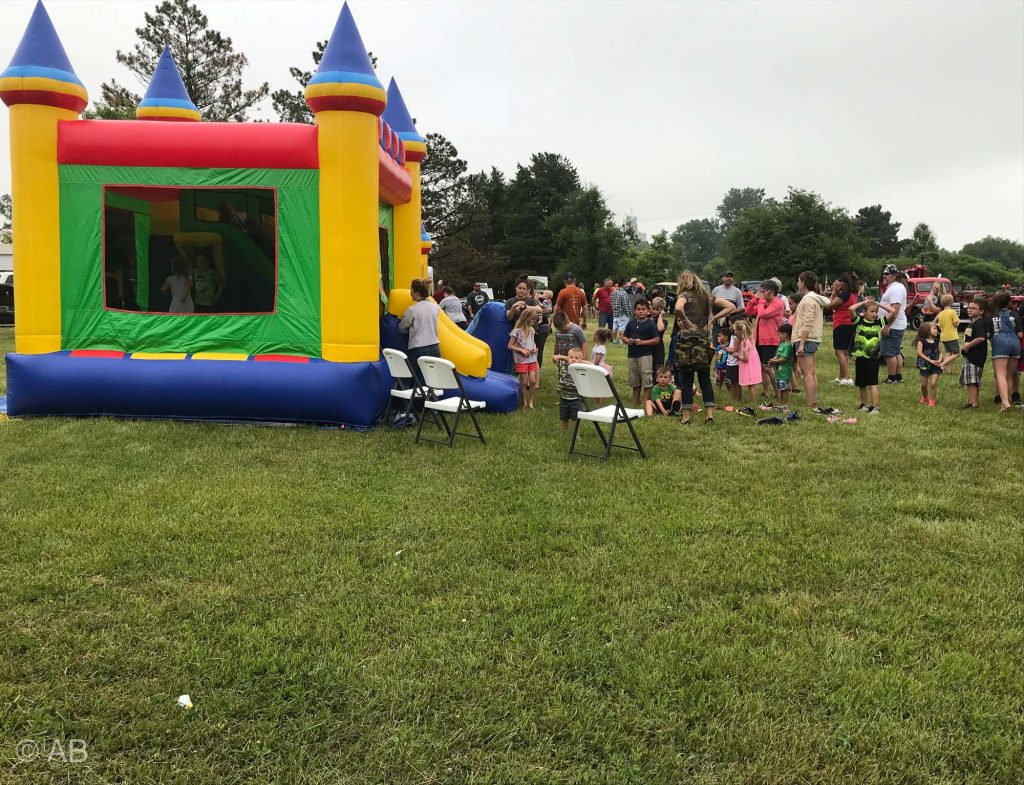 2018 Curtice Kidz Day Bounce House