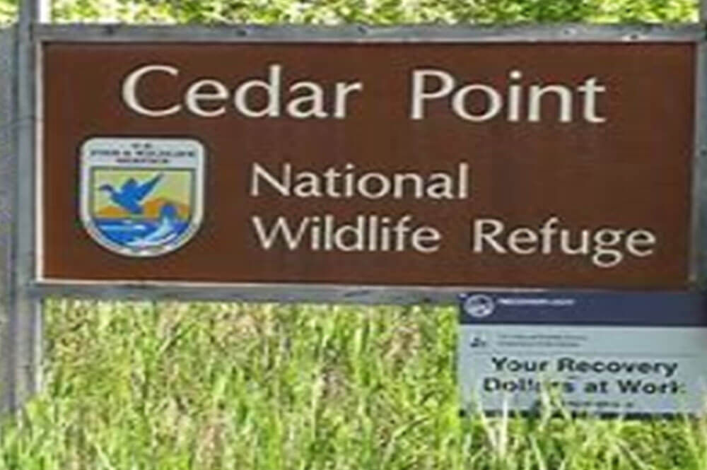 Cedar Point National Wildlife Refuge