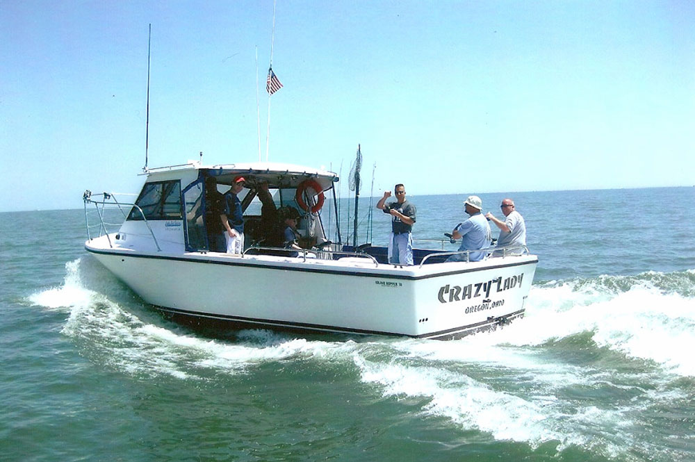 Crazy Lady Charters
