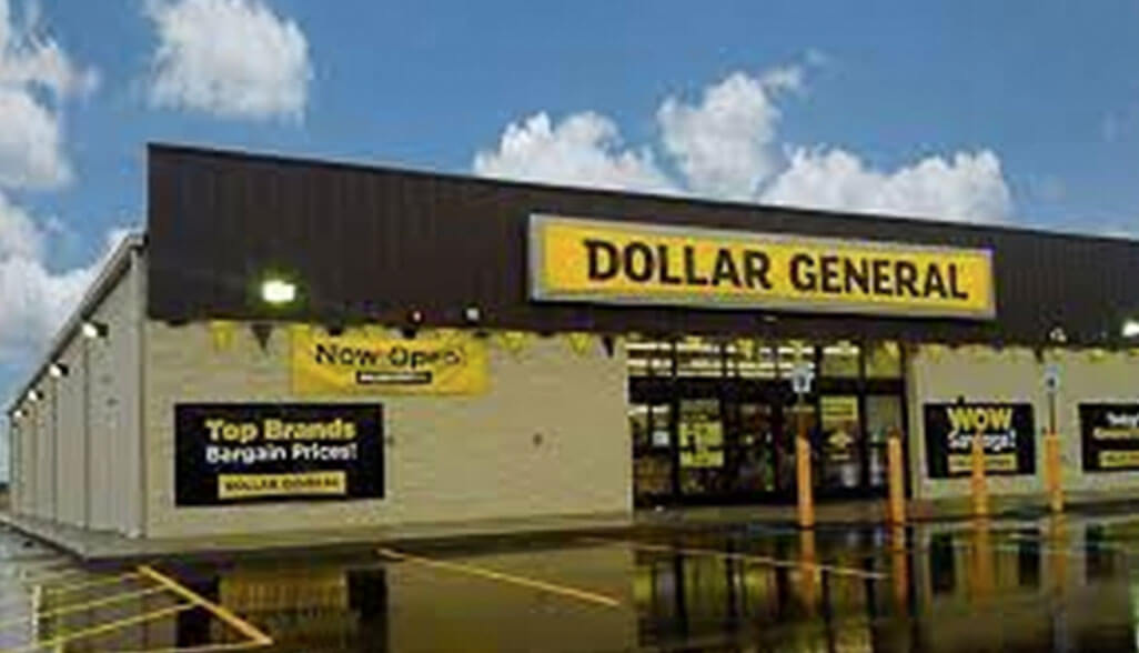 Dollar General in Jerusalem Township