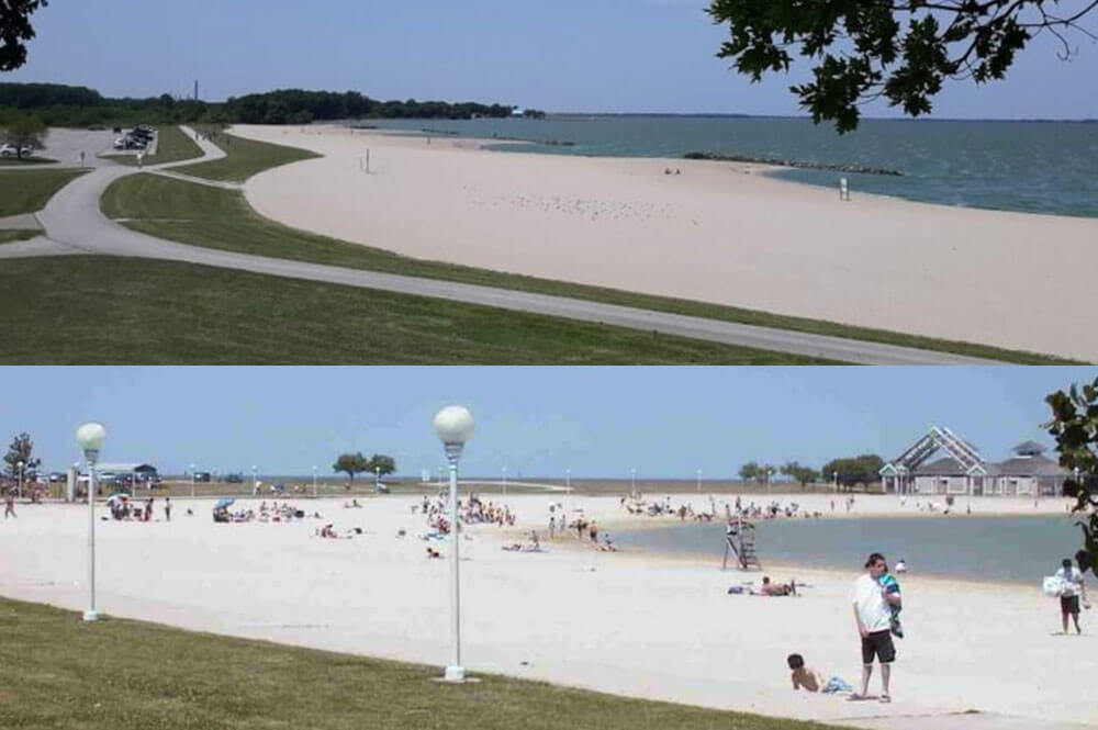 Swimming and beaches in Jerusalem Township